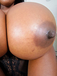 Big tits and long nipples